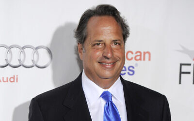 Jon Lovitz, a cast member in 'Casino Jack,' poses at the premiere of the film at American Film Institute's AFI Fest 2010 in Los Angeles, Monday, November 8, 2010. (AP Photo/Chris Pizzello)