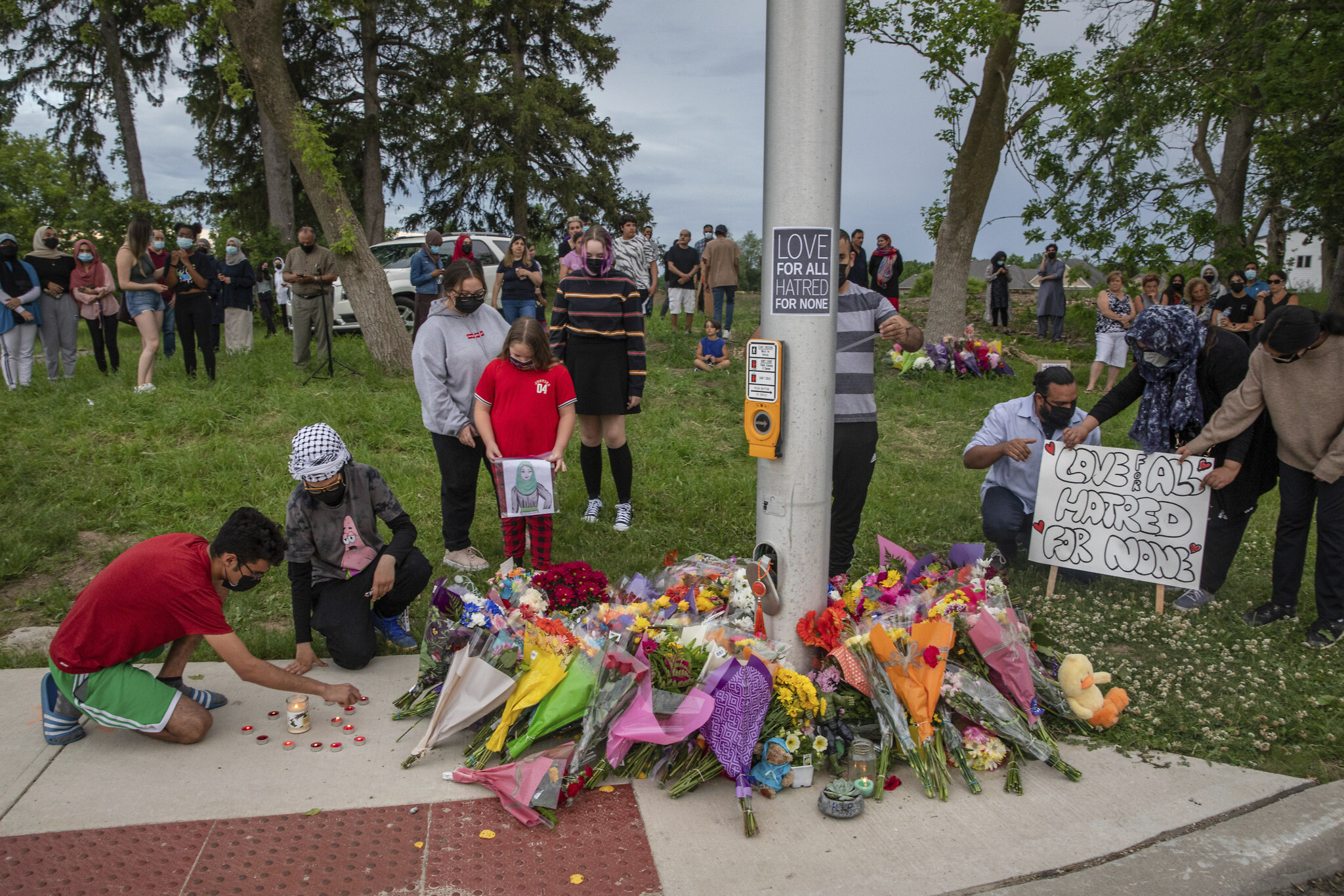 Canadian family killed in ramming were targeted for being Muslim -- police | The Times of Israel