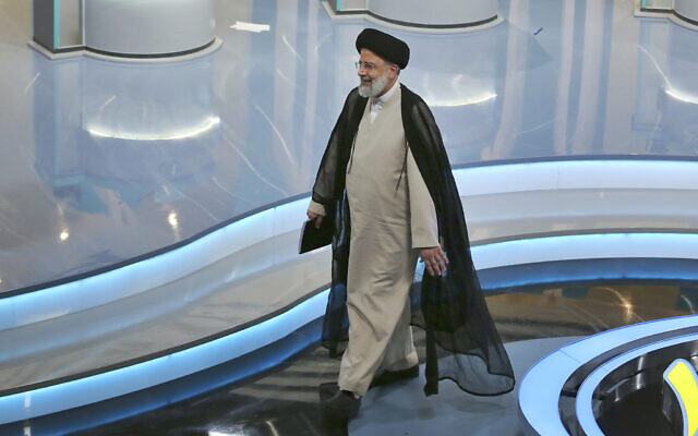 Iranians head to the polls with ultraconservative Raisi tipped to win