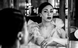 Kathryn Drysdale of Netflix hit 'Bridgerton,' at Claridge's for the virtual SAG Awards in March 2021, photographed by Blake Ezra (Courtesy Blake Ezra)
