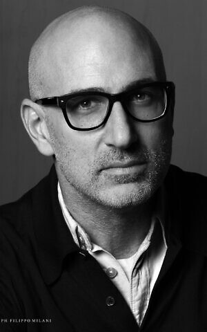 Israeli director Eytan Fox. (Courtesy)