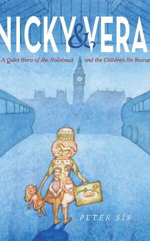 'Nicky & Vera,' by Peter Sis. (Courtesy W.W. Norton and Company)