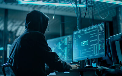 Illustrative image of a hacker (gorodenkoff; iStock by Getty Images)