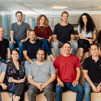 Monday.com's management team (Netanel Tobias)