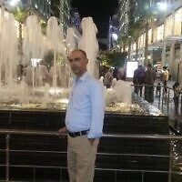Ekrima Muhanna, an official in the Palestinian Authority security services, shot dead by unknown gunmen on Friday, July 23, 2021 (WAFA)