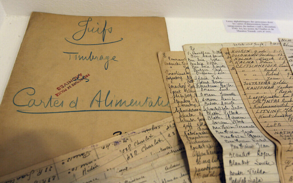 Trove of Jewish artifacts stolen during Holocaust now in US custody