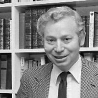 Professor Steven Weinberg, then of Cambridge, Massachusetts, on October 15, 1979. (AP Photo/File)