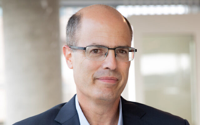Avi Hasson, a former chief of the Israel Innovation Authority, has been appointed as the CEO of Start-Up Nation Central; he will take his post on Sept. 1, 2021 (Vered Farkash)