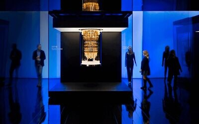 IBM's Quantum System One, the world's first integrated quantum computer system. (IBM)
