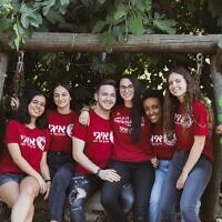 IGY (Israel Gay Youth) participants. (courtesy)