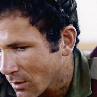 Yoni Netanyahu, in a photograph taken shortly before his death at Entebbe in 1976. (GPO, Wikimedia)