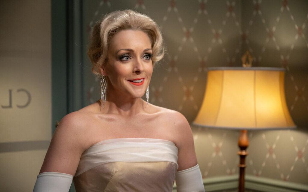 Jane Krakowski in 'Schmigadoon!' Episode 5. (Courtesy Apple TV+)