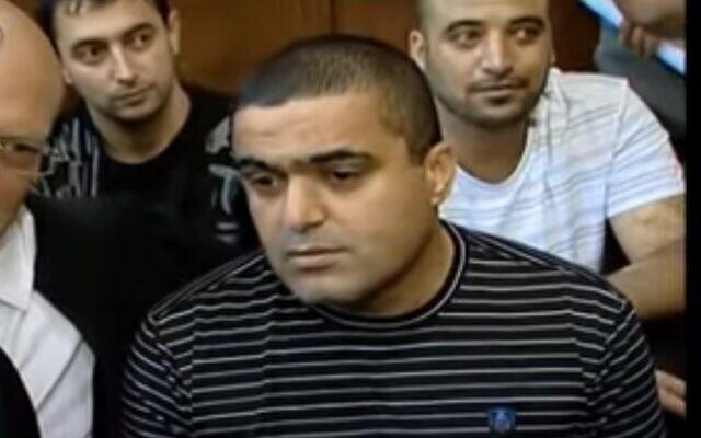Izat Hamad (Youtube / Channel 10 screenshot)