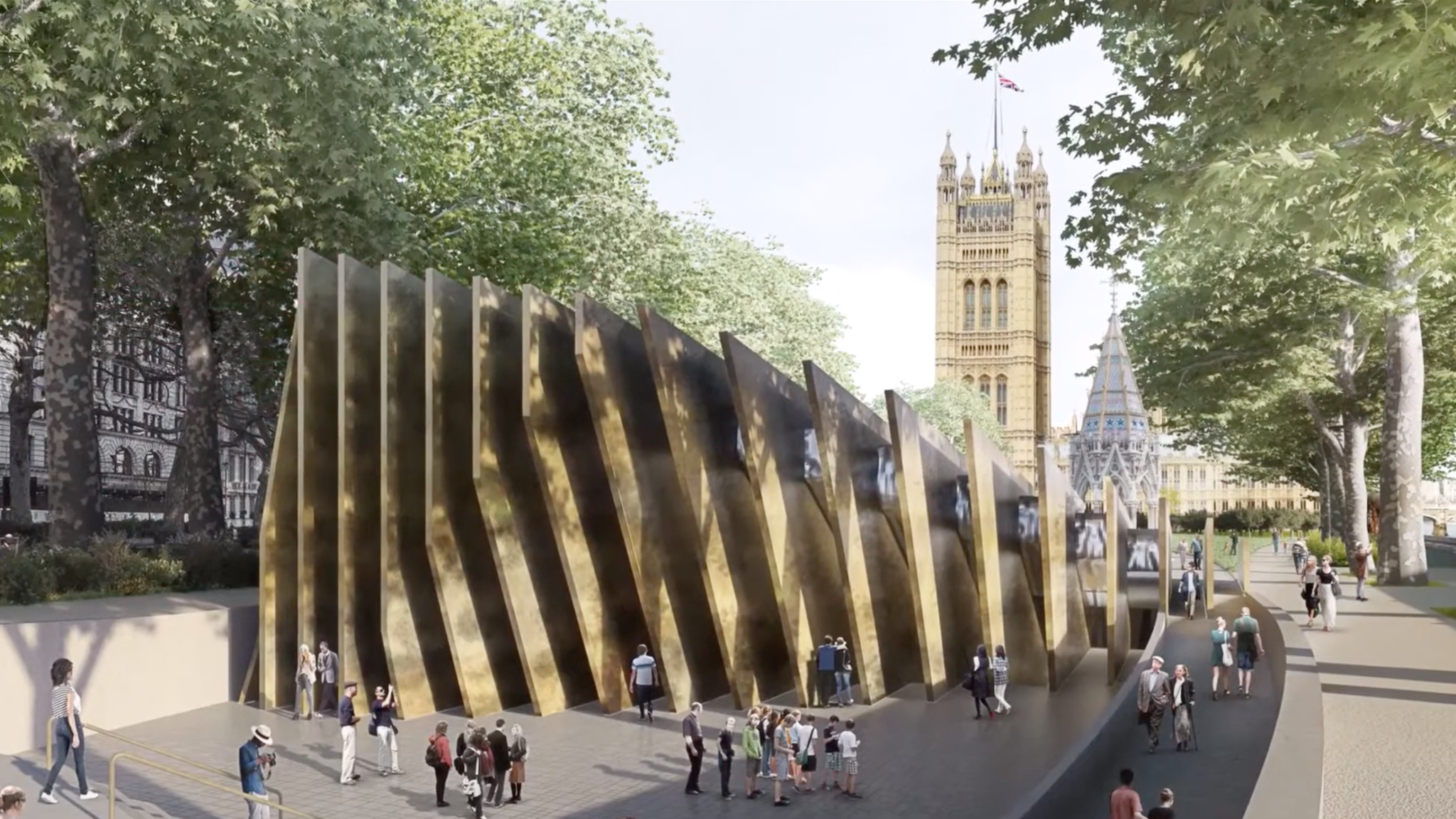 UK greenlights plan for new Holocaust memorial outside Parliament | The  Times of Israel