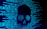 An illustrative image of a computer virus, a malware, ransomware attack by a hacker (solarseven; iStock by Getty Images)
