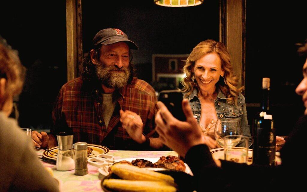 Emilia Jones, Troy Kotsur, Marlee Matlin and Daniel Durant in 'CODA.' (Courtesy Apple TV+)