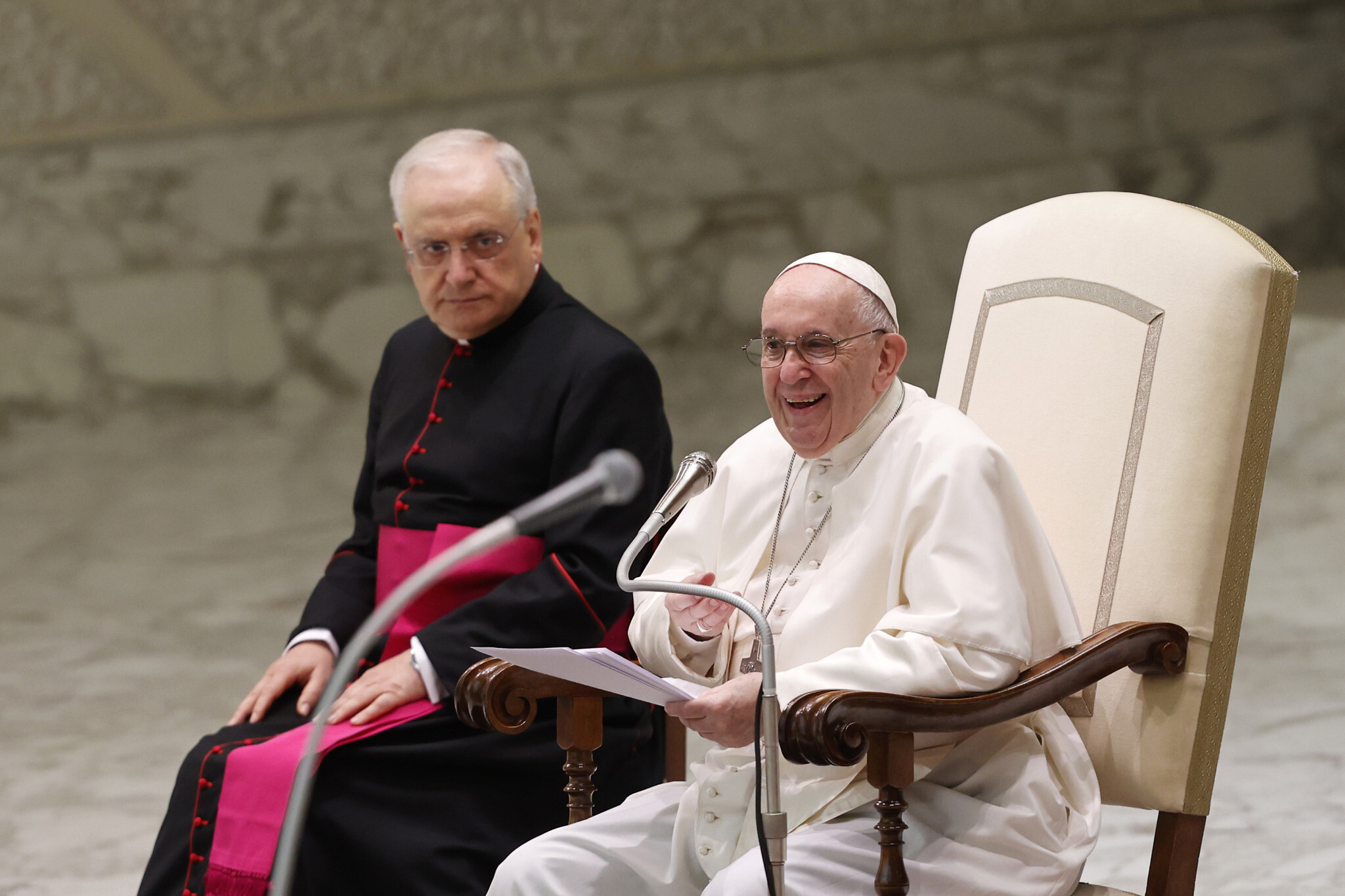Chief Rabbinate protests to Vatican over pope's remarks on Torah | The  Times of Israel
