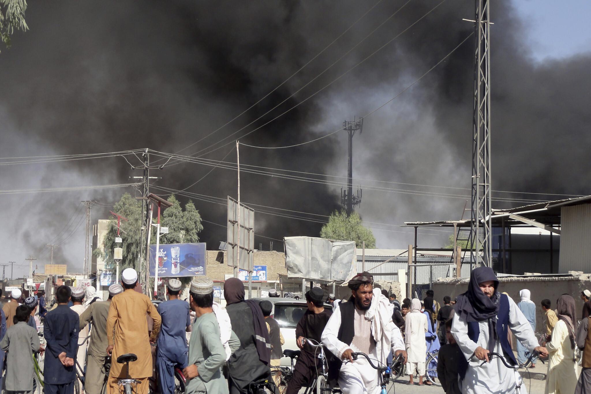Taliban near gates of Kabul as embassies prepare for evacuations