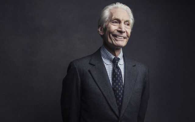 Charlie Watts of the Rolling Stones poses for a portrait on Nov. 14, 2016, in New York. Watts' publicist, Bernard Doherty, said Watts passed away peacefully in a London hospital surrounded by his family on Tuesday, Aug. 24, 2021. He was 80. (Photo by Victoria Will/Invision/AP, File)