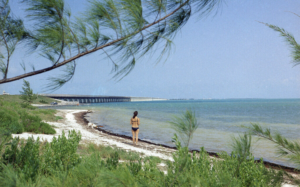 Illustrative: The Florida Keys, the southernmost tip of the United States, shown June 3, 1969. (AP Photo/Toby Massey)