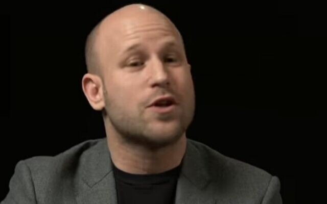 Harvard head chaplain Greg Epstein (Screencapture/YouTube))