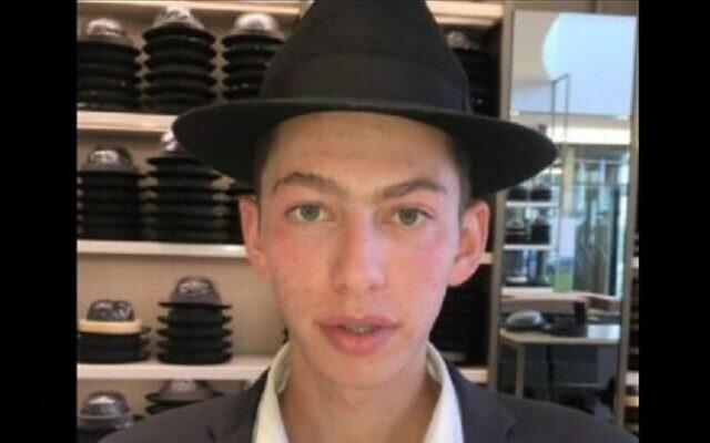 Shmuel Silverberg (Courtesy)