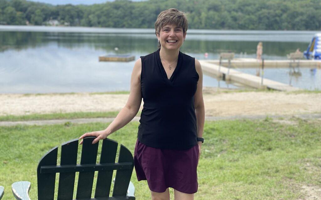 Workers Circle CEO Ann Toback, August 2021. (Danielle Ziri)