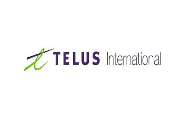 Telus International Logo (Courtesy)