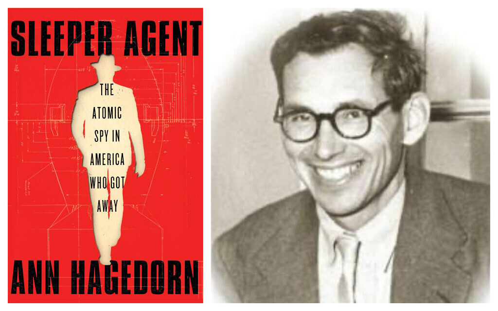 'Sleeper Agent,' by Ann Hagadorn; George Koval as a professor at the Mendeleev Institute in Moscow in the 1950s. (Courtesy)