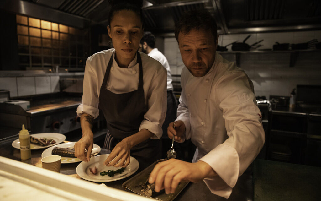 'Boiling Point,' one of the culinary films being screened at the 37th Haifa Film Festival (Courtesy PR)
