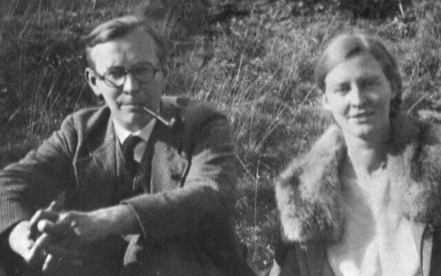 Mildred and Arvid Harnack in Jena, Germany, 1929 (Courtesy of Gedenkstätte Deutscher Widerstand)
