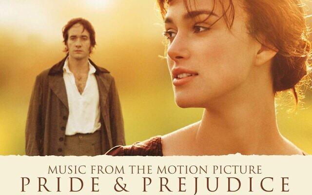 Pride & Prejudice movie poster (Courtesy)