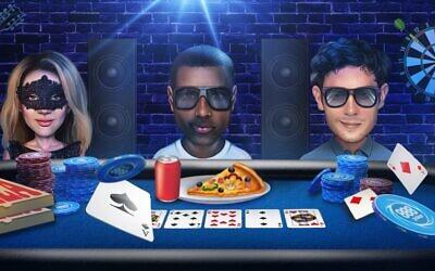 An 888 poker with friends promotion. (Screenshot 888poker.com)