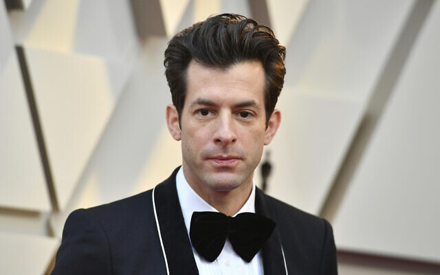 Mark Ronson arrives at the Oscars at the Dolby Theatre in Los Angeles, February 24, 2019. (Photo by Jordan Strauss/Invision/AP)