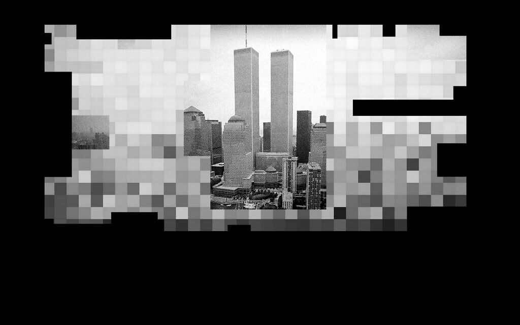 The internet and social media have allowed the kind of skepticism and suspicion that fueled 9/11 conspiracy theories to spread farther and faster than ever before. (AP Illustration)
