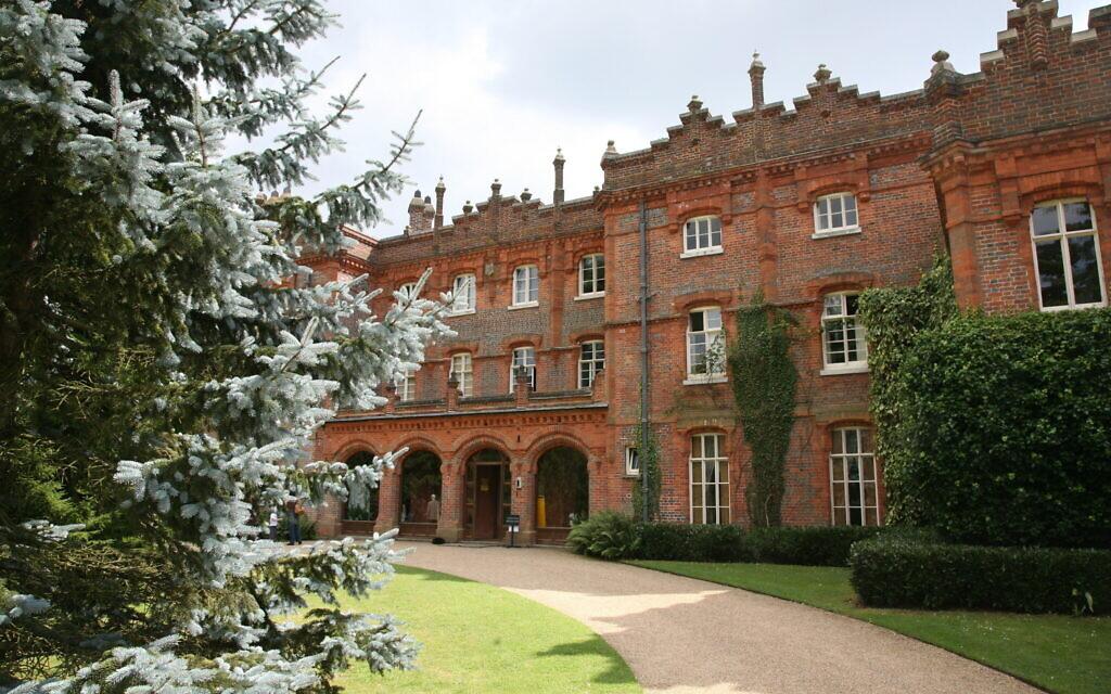 Benjamin Disraeli's Hughenden Manor. (CC SA 3.0/ Hans A. Rosbach)