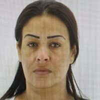 Rasha Muklasha, who was allegedly murdered by her son Muad Hib on August 5, 2021 (Israel Police)