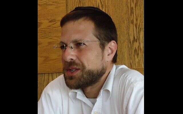 Ronen Vital (Courtesy/Israel rabbinical courts)