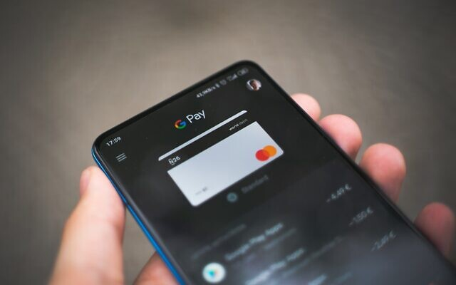 An illustrative photo of the Google Pay app. Photo by Mika Baumeister on Unsplash