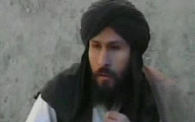 Al-Qaeda operative Zayn al-Abidin Muhammad Husayn, also known as Abu Zubaydah, in an undated video. (Screenshot)