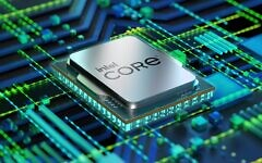 Intel's 12th-generation Intel Core processors, named Alder Lake. (Ohad Palik)