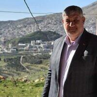 Midhat as-Saleh (Screenshot/Channel 13 news)