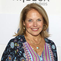 In this Friday, June 18, 2021, file photo, journalist Katie Couric attends a screening during the 20th Tribeca Festival at The Waterfront Plaza at Brookfield Place, in New York. (Andy Kropa/Invision/AP, File)