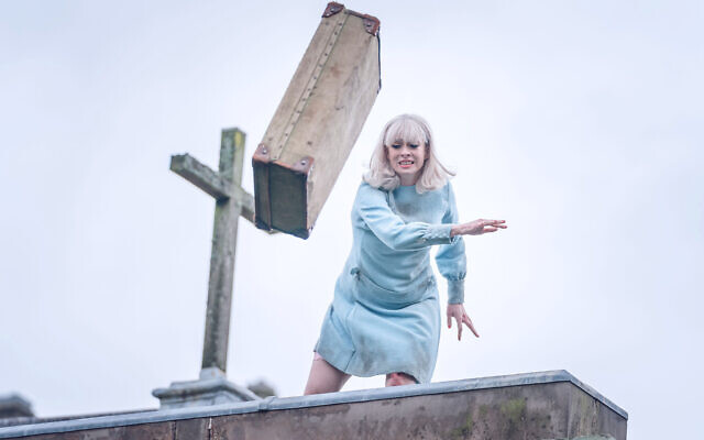 Agnes O'Casey in 'Ridley Road.' (Courtesy Red Productions/ photographer: Ben Blackall)