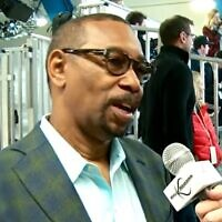 Nike Jordan CEO Larry Miller. (Screen capture: YouTube)
