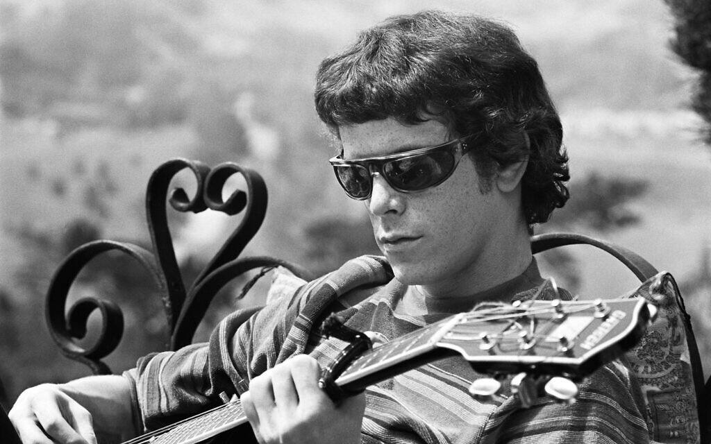 Lou Reed from archival photography in the new documentary 'The Velvet Underground' by filmmaker Todd Haynes (Courtesy Apple TV+)
