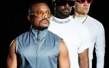 will.i.am, apl.de.ap and Taboo of the Black Eyed Peas will perform in Jerusalem on November 29, 2021 (Courtesy PR)