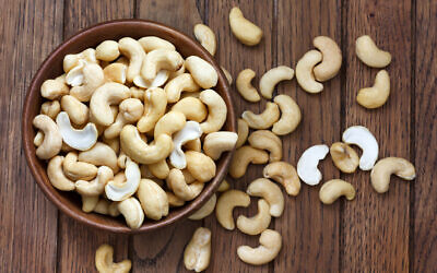 Illustrative: A bowl of cashew nuts. (etiennevoss/iStock)