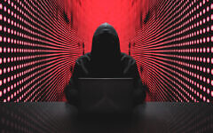 Illustrative image: a computer hacker (iStock via Getty Images)