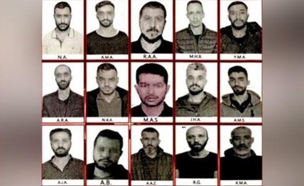 timesofisrael.com - TOI staff - Turkish media publishes photos of 15 men arrested as alleged Mossad spies